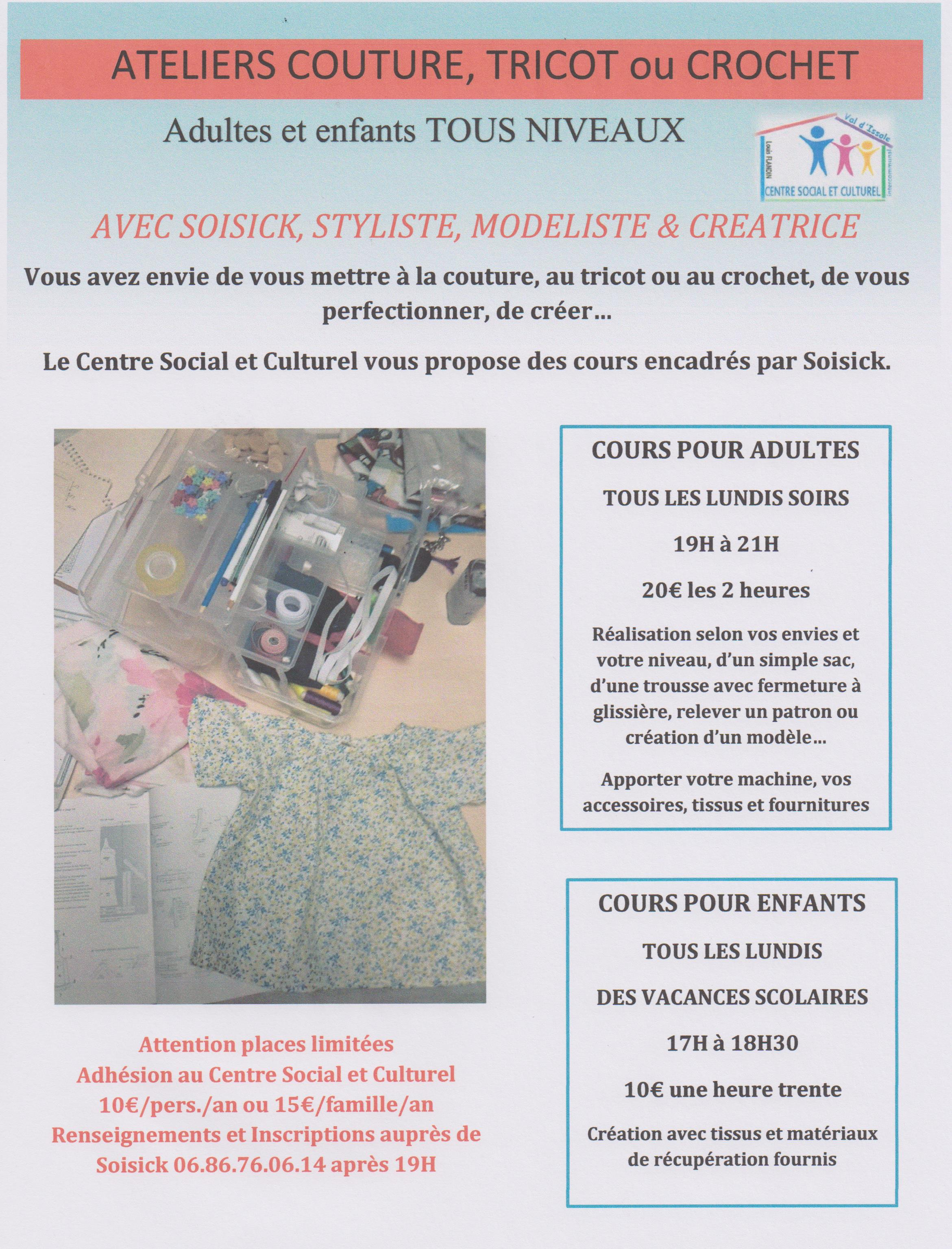 ateliers accompagnement vie quotidienne